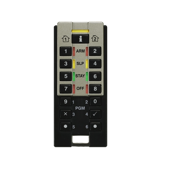 PARADOX REM3 Hand-Held Two-Way Remote Keypad